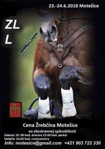 Cena Žrebčína Motešice @ TJ Žrebčín Motešice | Motešice | Trenčiansky kraj | Slovensko