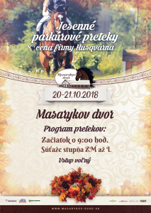 Jesenná cena na Masarykovom dvore + cena firmy HUSQVARNA @ JK Masarykov dvor Vígľaš | Vígľaš | Banskobystrický kraj | Slovensko