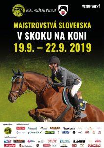 Majstrovstvá Slovenskej republiky v skoku na koni 2019, Finále Bratislavskej ligy 2019 @ JK Rozálka Pezinok | Pezinok | Bratislavský kraj | Slovensko