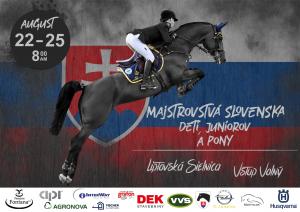 Otvorené Majstrovstvá SR 2019 v skoku na koni pony, deti, juniori + GRAND PRIX @ Hippoclub Liptovská Sielnica | Sielnica | Banskobystrický kraj | Slovensko