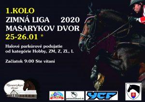 Zimná liga 2020 na Masarykovom dvore @ JK Masarykov dvor Vígľaš - Pstruša | Vígľaš | Banskobystrický kraj | Slovensko