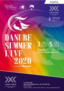 Danube Summer Live 2020 @ Riders & Dreams Bratislava | Šamorín | Trnavský kraj | Slovensko
