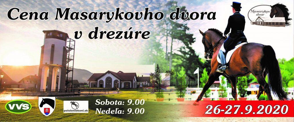 Drezúrne preteky na Masarykovom dvore @ JK Masarykov Dvor Vígľaš - Pstruša | Vígľaš | Banskobystrický kraj | Slovensko
