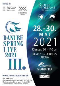 Danube Spring Live III. @ Riders & Dreams Bratislava | Šamorín | Trnavský kraj | Slovensko