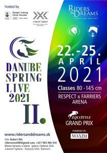 Danube Spring Live II. @ Riders & Dreams Bratislava | Šamorín | Trnavský kraj | Slovensko