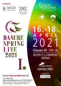 Danube Spring Live I. @ Riders & Dreams Bratislava | Šamorín | Trnavský kraj | Slovensko