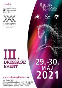 DREZÚRNE PRETEKY R & D Talent Tour @ Riders & Dreams Bratislava | Šamorín | Trnavský kraj | Slovensko